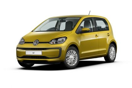Lease Volkswagen up! car leasing