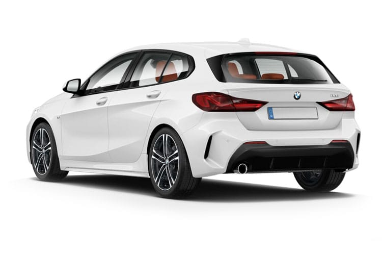 BMW 1 Series 116 Hatch 5Dr 1.5 d 116PS Sport 5Dr DCT [Start Stop] back view
