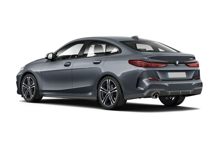 BMW 2 Series 218 Gran Coupe 2.0 d 150PS M Sport 4Dr Manual [Start Stop] [Pro] back view