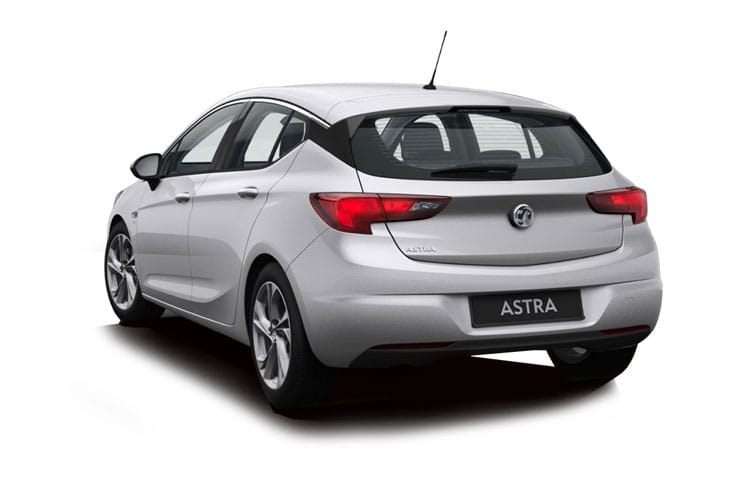 Vauxhall Astra Hatch 5Dr 1.5 Turbo D 122PS Elite Nav 5Dr Manual [Start Stop] back view
