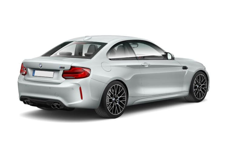 BMW 2 Series M2 Coupe 3.0 BiTurbo 450PS CS 2Dr Manual [Start Stop] back view