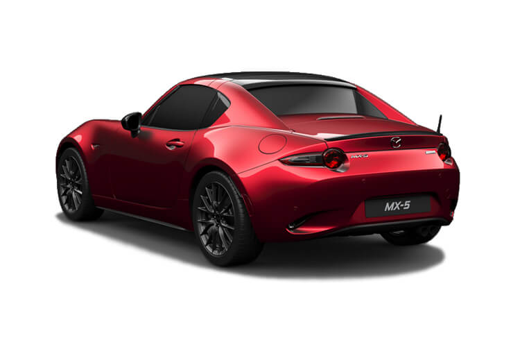 Mazda MX-5 RF 2.0 SKYACTIV-G 184PS Sport Tech 2Dr Manual [Start Stop] back view