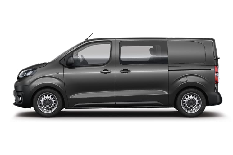 Toyota PROACE Long 2.0 D FWD 120PS Icon Crew Van Manual [Start Stop] [Premium] back view