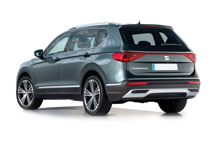 SEAT Tarraco SUV 1.5 TSI EVO 150PS SE Technology 5Dr DSG [Start Stop] back view