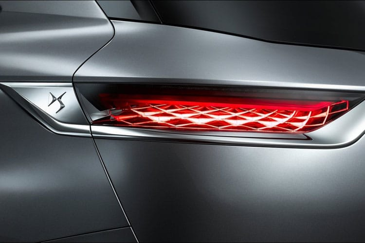 DS Automobiles DS 7 Crossback SUV 5Dr 1.6 E-TENSE PHEV 13.2kWh 225PS Ultra Prestige 5Dr EAT8 [Start Stop] detail view