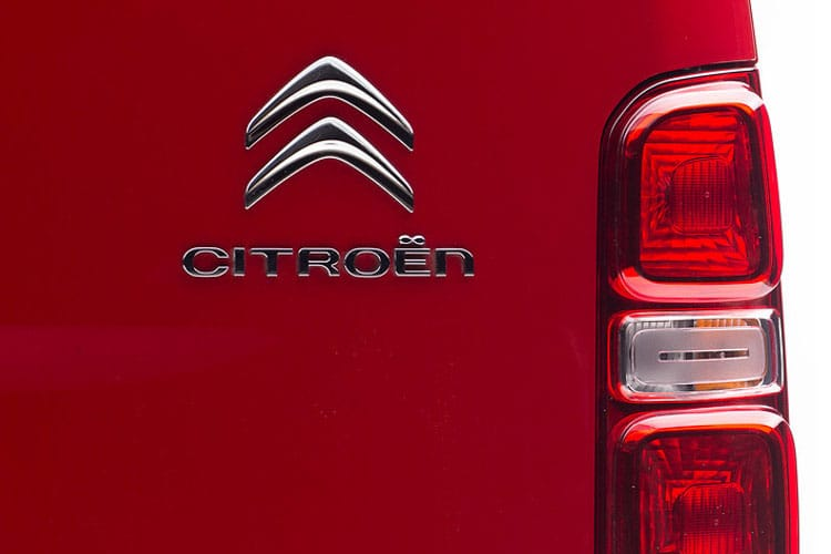 Citroen Dispatch M 1000Kg 1.5 BlueHDi FWD 100PS X Van Manual [Start Stop] detail view