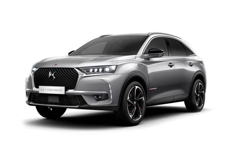 DS Automobiles DS 7 Crossback SUV 5Dr 1.6 E-TENSE PHEV 13.2kWh 225PS Ultra Prestige 5Dr EAT8 [Start Stop] front view