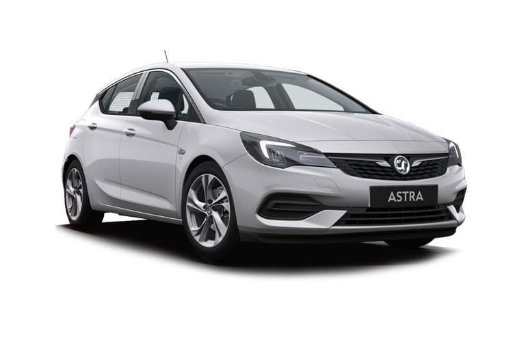 Vauxhall Astra Hatch 5Dr 1.5 Turbo D 122PS Elite Nav 5Dr Manual [Start Stop] front view