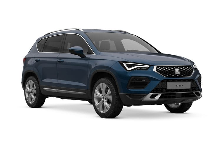 SEAT Ateca SUV 2.0 TDI 150PS FR Sport 5Dr Manual [Start Stop] front view