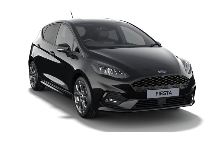 Ford Fiesta Hatch 3Dr 1.0 T EcoBoost MHEV 125PS ST-Line Edition 3Dr Manual [Start Stop] front view