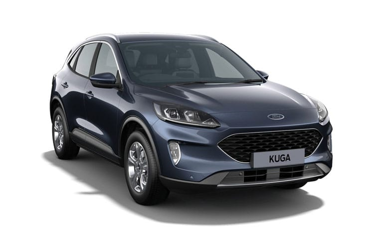 Ford Kuga SUV 2WD 1.5 EcoBlue 120PS ST-Line Edition 5Dr Manual [Start Stop] front view