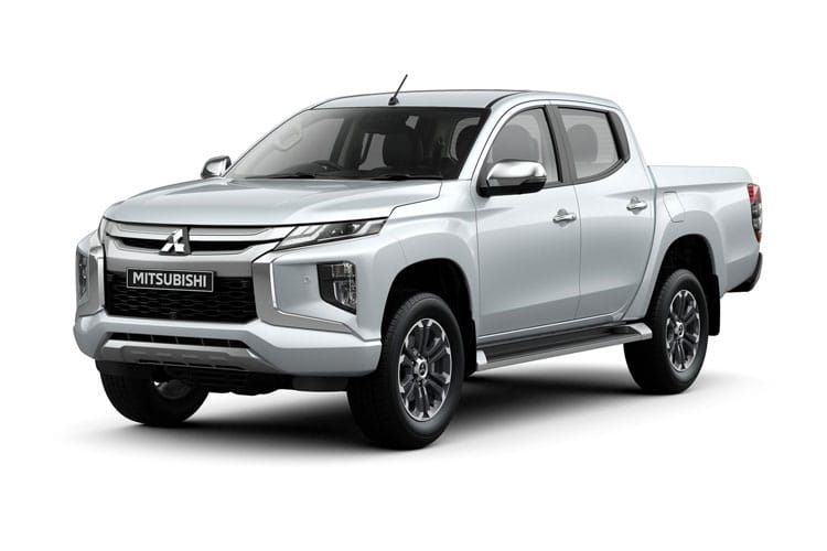 Mitsubishi L200 Pick Up Double Cab 4wd 2.2 DI-D 4WD 150PS Barbarian + Pickup Double Cab Manual [Start Stop] front view