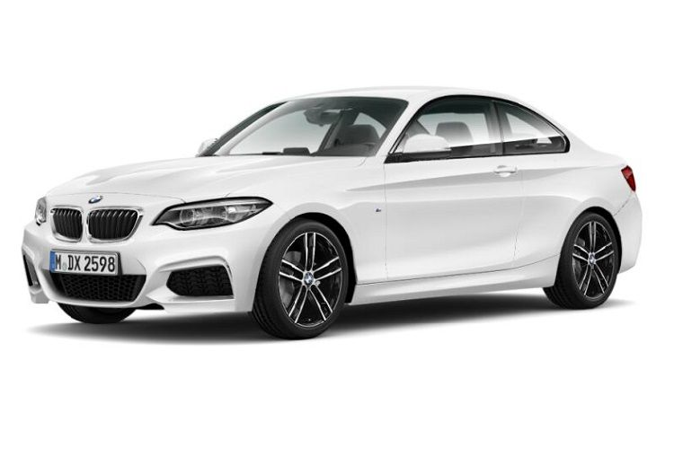 BMW 2 Series M2 Coupe 3.0 BiTurbo 450PS CS 2Dr Manual [Start Stop] front view