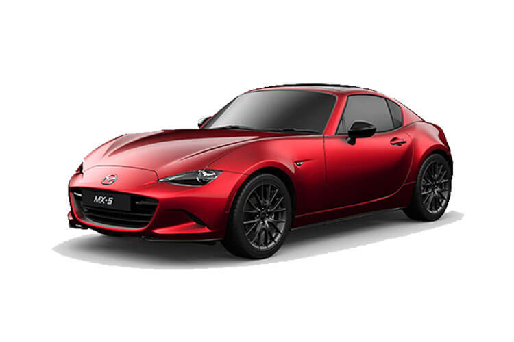 Mazda MX-5 RF 2.0 SKYACTIV-G 184PS Sport Tech 2Dr Manual [Start Stop] front view