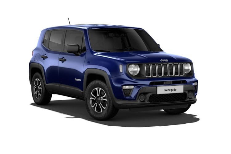 Jeep Renegade SUV 1.0 GSE T3 120PS Limited 5Dr Manual [Start Stop] front view