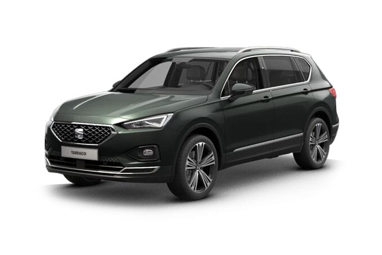 SEAT Tarraco SUV 1.5 TSI EVO 150PS SE Technology 5Dr DSG [Start Stop] front view