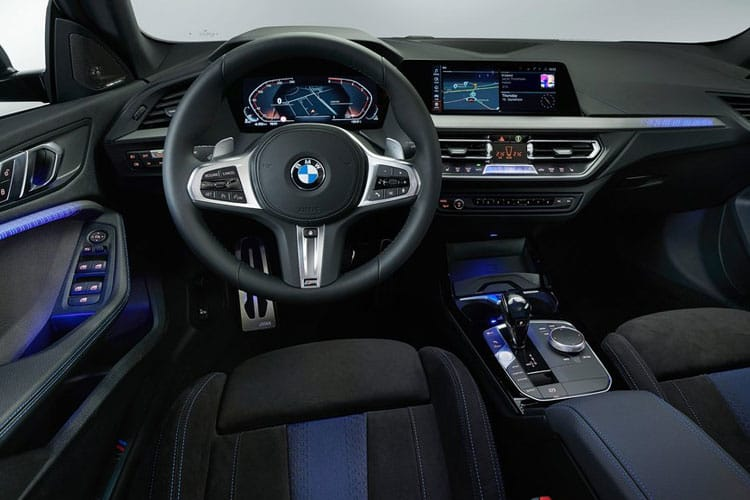 BMW 2 Series 218 Gran Coupe 2.0 d 150PS M Sport 4Dr Manual [Start Stop] [Pro] inside view