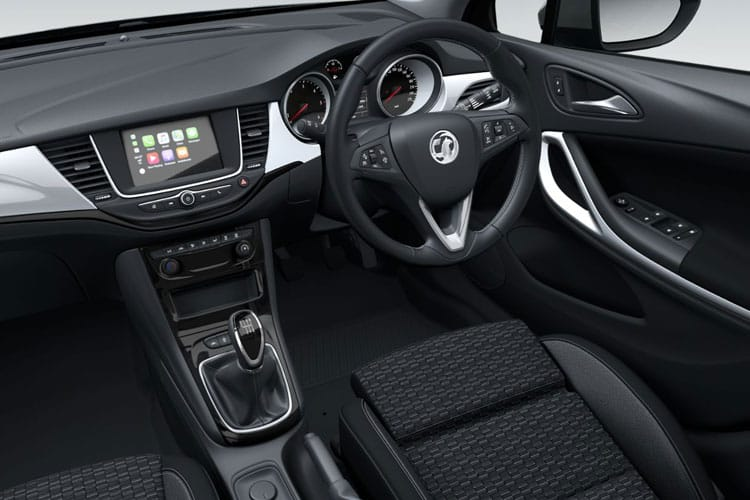 Vauxhall Astra Hatch 5Dr 1.5 Turbo D 122PS Elite Nav 5Dr Manual [Start Stop] inside view