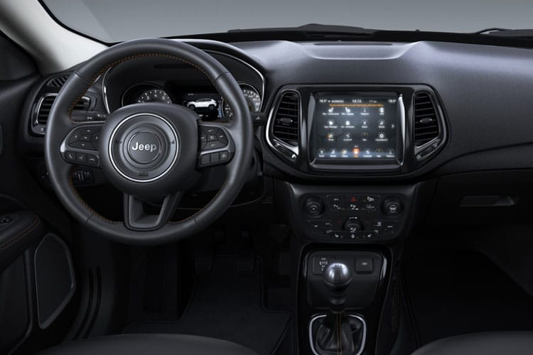Jeep Compass SUV 4WD 1.4 T MultiAirII 170PS Longitude 5Dr Auto [Start Stop] inside view