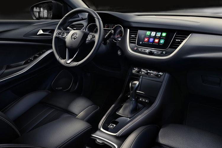Vauxhall Grandland X SUV Hybrid4 1.6 PHEV 13.2kWh 300PS Business Edition Nav Premium 5Dr Auto [Start Stop] inside view
