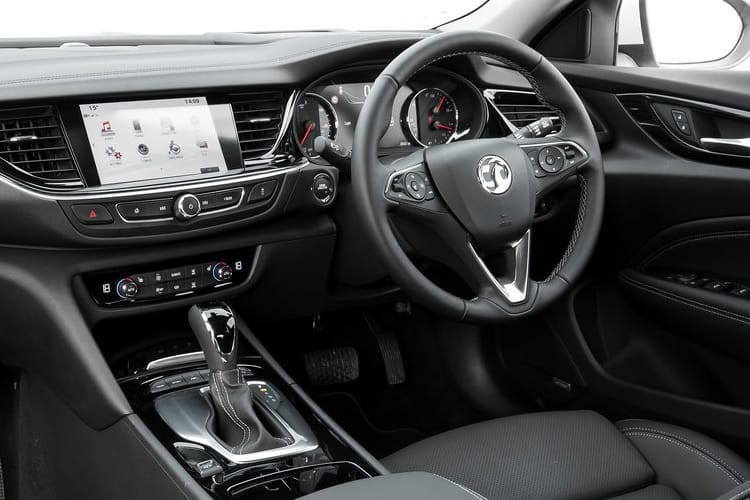 Vauxhall Insignia Grand Sport 2.0 Turbo D 174PS Ultimate Nav 5Dr Auto [Start Stop] inside view