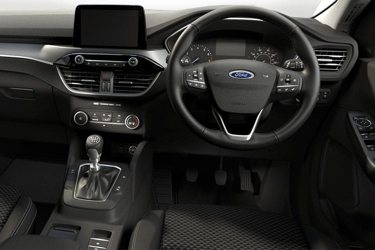 Ford Kuga SUV 2WD 1.5 EcoBlue 120PS ST-Line Edition 5Dr Manual [Start Stop] inside view