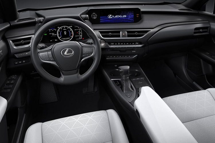 Lexus UX 250h SUV 2.0 h 184PS F-Sport 5Dr E-CVT [Start Stop] inside view