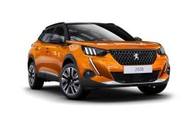 Peugeot 2008 SUV SUV 1.5 BlueHDi 100PS GT Line 5Dr Manual [Start Stop]