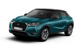 DS Automobiles DS 3 SUV Crossback 5Dr 1.5 BlueHDi 100PS Elegance 5Dr Manual [Start Stop]