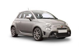 Abarth 595 Hatchback Hatch 3Dr 1.4 T-Jet 165PS Turismo 3Dr Manual