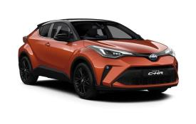 Toyota C-HR SUV 5Dr 2.0 VVT-h 184PS Dynamic 5Dr CVT [Start Stop] [Lthr]