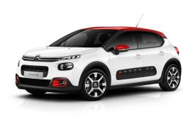 Citroen C3 Hatchback Hatch 5Dr 1.2 PureTech 110PS Flair Plus 5Dr EAT6 [Start Stop]