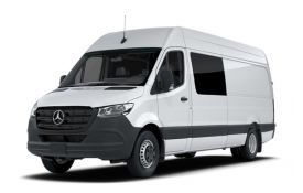 Mercedes-Benz Sprinter Crew Van 317 L3 3.5t 2.0 CDi RWD 170PS Premium Crew Van High Roof Manual [Start Stop]