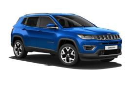 Jeep Compass SUV SUV 4WD 2.0 MultiJetII 170PS Trailhawk 5Dr Auto [Start Stop]