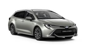 Toyota Corolla Estate Touring Sports 1.8 VVT-h 122PS Icon Tech 5Dr CVT [Start Stop]