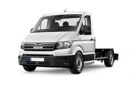 MAN TGE Chassis Cab 3.180 3.5t Long FWD 2.0 d BiTurbo FWD 177PS  Chassis Cab Manual [Start Stop]