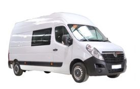 Vauxhall Movano Crew Van F35 L3 2.3 CDTi BiTurbo FWD 150PS Edition Crew Van Medium Roof Manual [Start Stop]