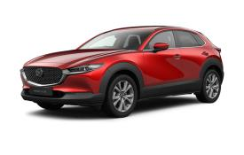 Mazda CX-30 SUV SUV 2.0 e-SKYACTIV X MHEV 186PS Sport Lux 5Dr Manual [Start Stop]