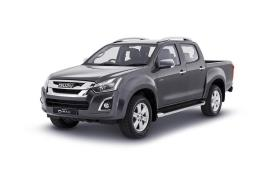 Isuzu D-MAX Pickup Pick Up 1.9 TD RWD 164PS Utility Pickup Manual [Start Stop]