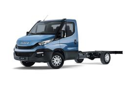 Iveco Daily Chassis Cab 35C 3000 DRW 2.3 D HPI 14V DRW 136PS Business Chassis Cab Manual [Start Stop]