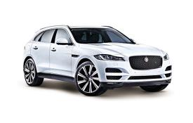 Jaguar F-PACE SUV SUV AWD 2.0 d 180PS Chequered Flag 5Dr Auto [Start Stop]