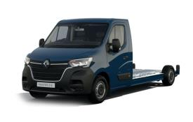 Renault Master Chassis Cab LWBL 35TW RWD 2.3 dCi ENERGY DRW 145PS Business Chassis Cab Manual [Start Stop]