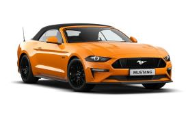 Ford Mustang Convertible Convertible 5.0 V8 450PS GT 2Dr Manual [Custom Pack 4]