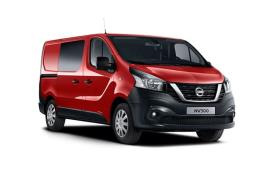 Nissan NV300 Crew Van L1 30 1.6 dCi FWD 95PS Visia Crew Van Manual [Start Stop]