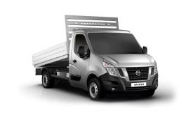 Nissan NV400 Tipper L2 35 FWD 2.3 dCi FWD 150PS Acenta Tipper Auto [Start Stop]