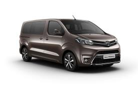 Toyota PROACE Verso MPV Medium 2.0 D FWD 150PS Family MPV Manual [Start Stop] [8Seat]