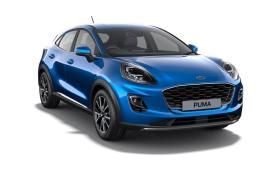 Ford Puma SUV SUV 1.0 T EcoBoost MHEV 155PS Titanium 5Dr Manual [Start Stop]