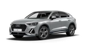 Audi Q3 SUV 35 SUV 5Dr 1.5 TFSI CoD 150PS Black Edition 5Dr S Tronic [Start Stop]
