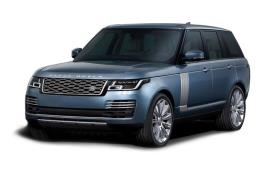 Land Rover Range Rover SUV LWB SUV 3.0 D MHEV 350PS Fifty 5Dr Auto [Start Stop]