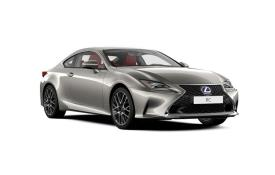 Lexus RC Coupe F Coupe 5.0 V8 463PS Carbon 2Dr Auto